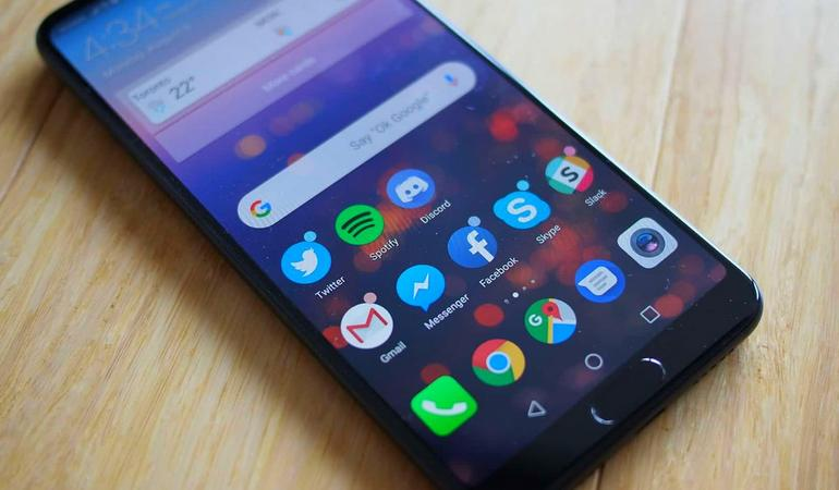 Android pie huawei p20