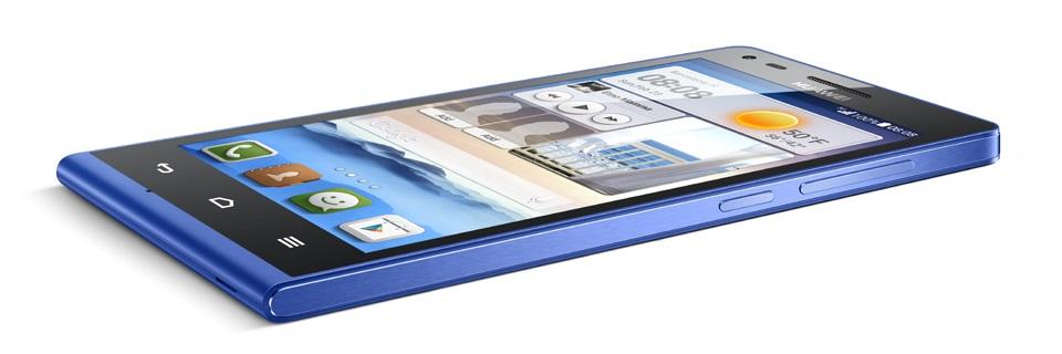 Huawei Ascend G6-U10 Blue-экран