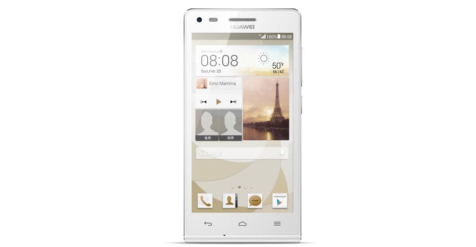 Huawei Ascend G6-U10 White-экран