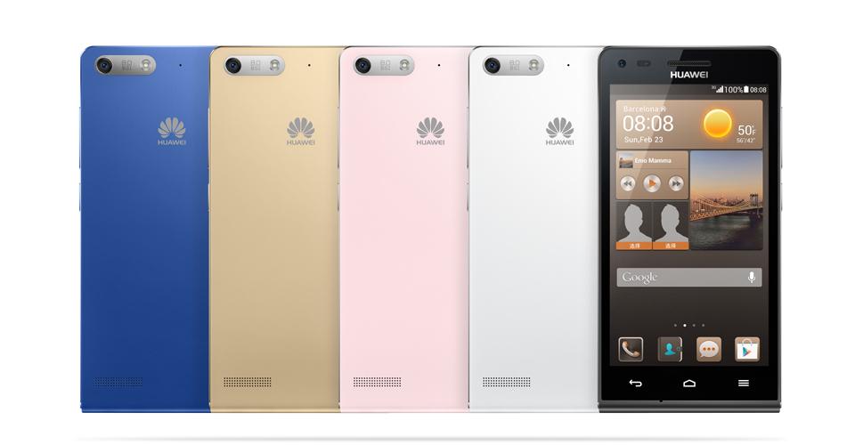 Huawei Ascend G6-U10 White-расцветки