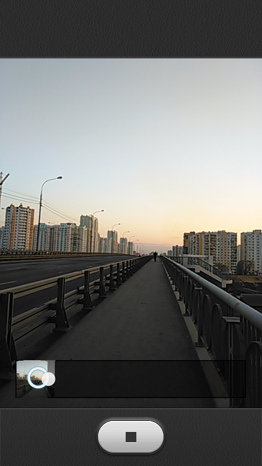 Huawei Ascend G6-U10-интерфейс панорамной съемки