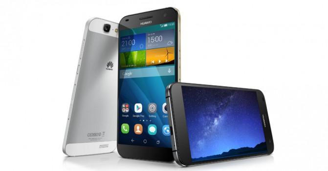 Huawei Ascend G7-расцветки и ракурсы