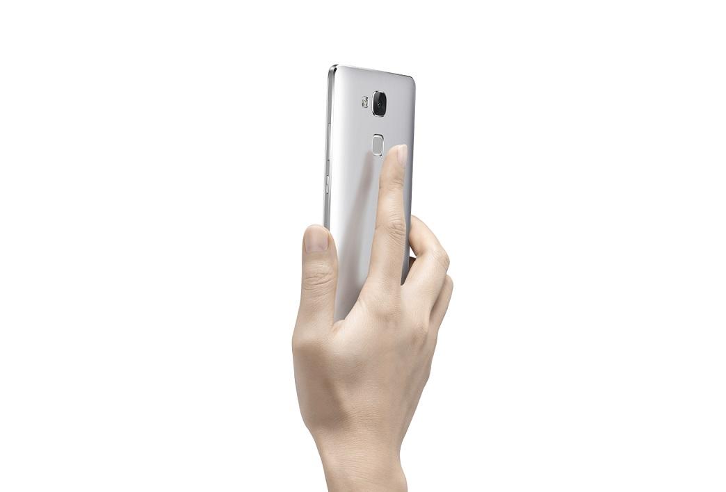 Huawei Ascend Mate 7 - Датчик распознавания отпечатков