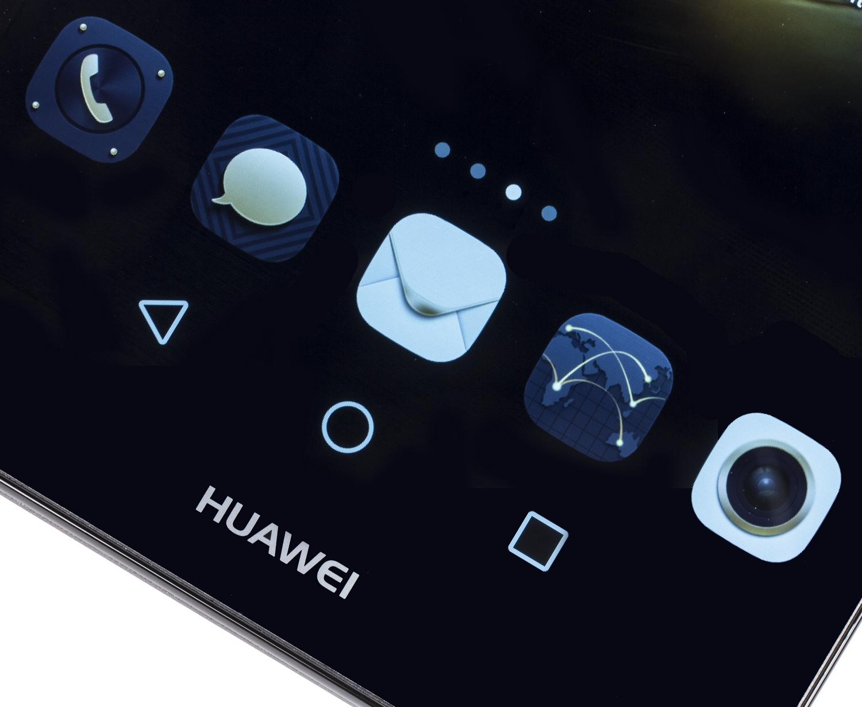 Huawei Ascend Mate 7 - Нижняя часть фронтальной панели