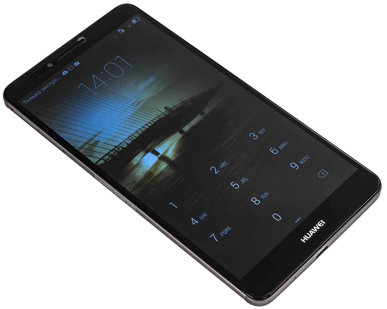 Huawei Ascend Mate 7 - Вид спереди