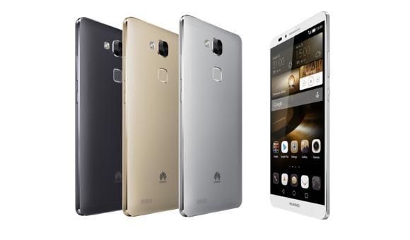 Huawei Ascend Mate 7 - главное фото