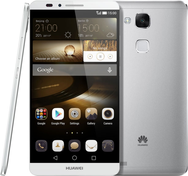 Huawei Ascend Mate 7-ракурсы