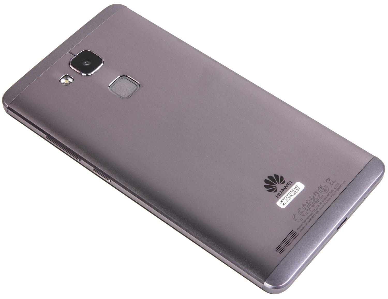 Huawei Ascend Mate 7 - вид сзади