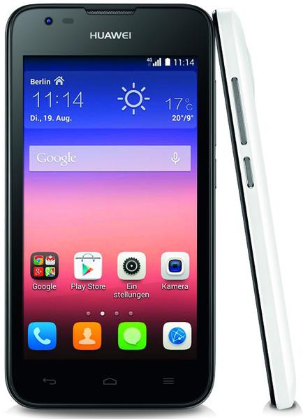 Huawei Ascend Y550-ракурсы