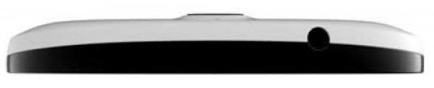 Huawei Honor 3C Lite-верхняя грань аудиоразъем