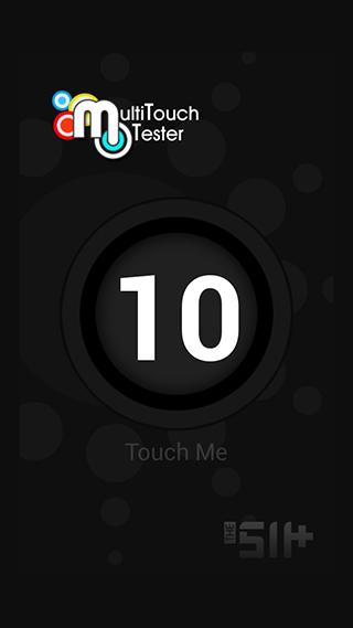 Huawei Honor 3C-тест экрана мультитач