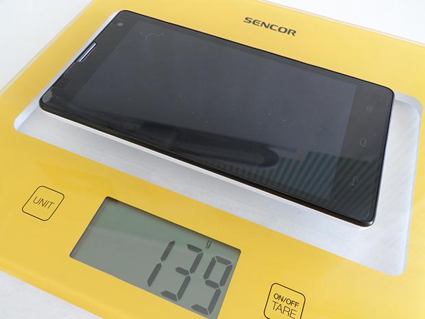 Huawei Honor 3C-вес