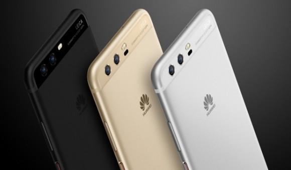 Huawei  P10 и P10 Plus официальная презентация