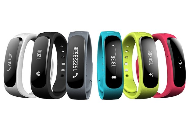 Huawei Talkband B1 - цвета