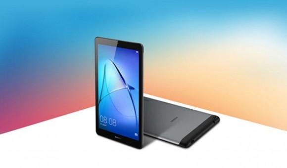 Huawei представила бюджетные планшеты MediaPad T3 с 7″ и 8″ экранами