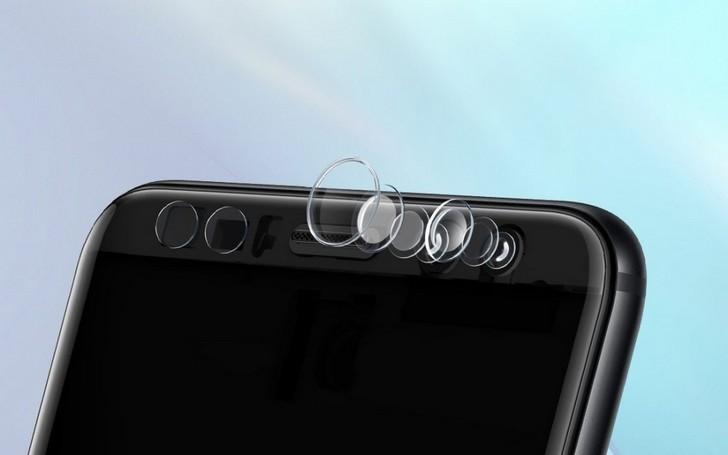 �звестная компания Huawei презентовала доступный смартфон с 4 камерами