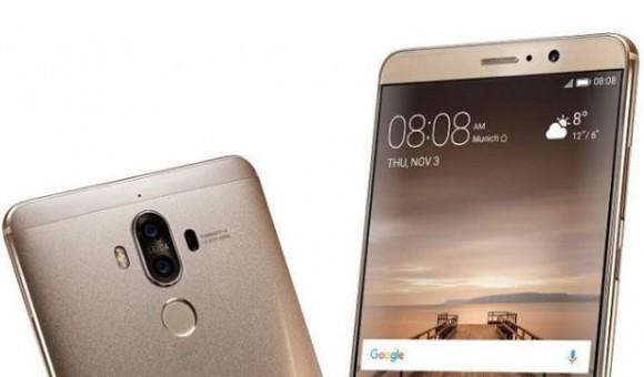 Huawei выпустила смартфон Mate 9 с 6 Gb оперативной и 128 Gb встроенной памяти