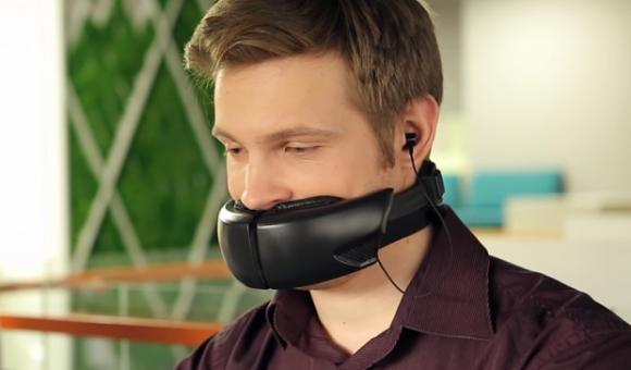 Hushme — маска, благодаря которой ваши разговоры никто не услышит
