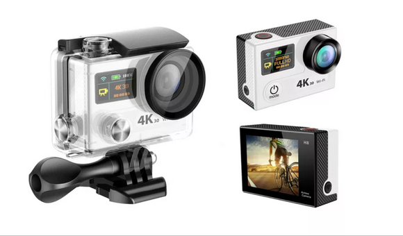 Представлена 4K экшн-камера EKEN H8 Pro