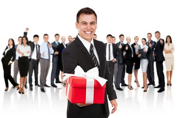 Подарки партнерам налогообложение 75