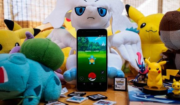 Игра Pokémon Go выпустила покемонов в реальный мир