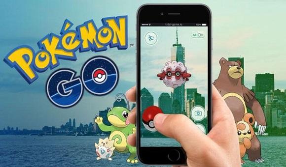 Игра Pokemon GO снова обновилась