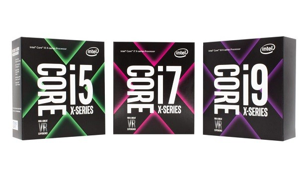 Intel представила новую линейку процессоров Core X