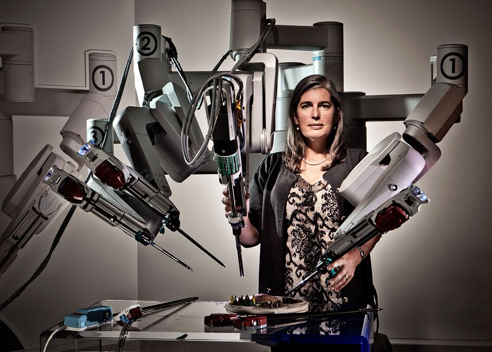 Искусственный интеллект и хирургическая робототехника-будущее медицины