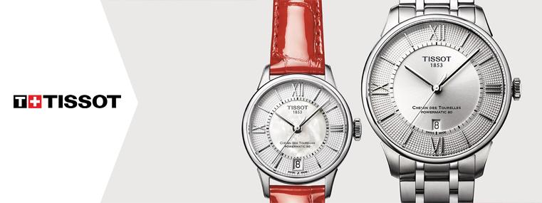 История часового бренда Tissot сделано в Швейцарии – Часы Tissot
