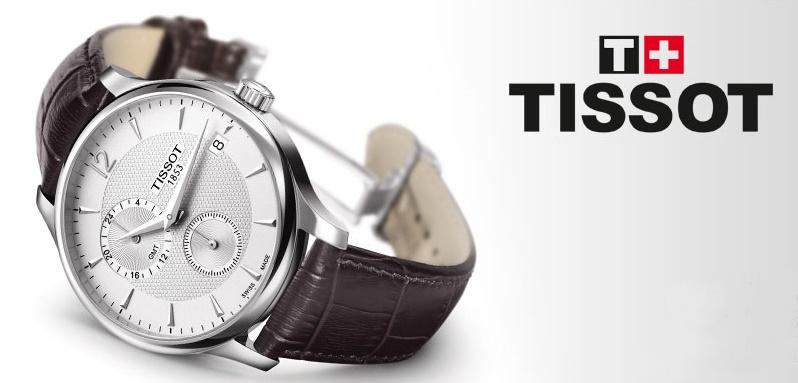 История часового бренда Tissot сделано в Швейцарии – Мужские часы