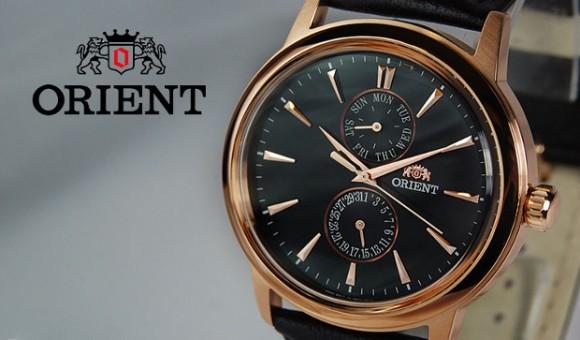История японского бренда Orient часы, не нуждающиеся в рекламе