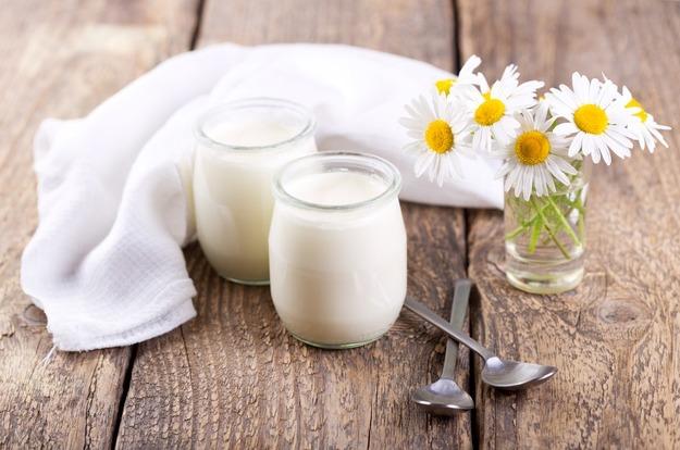 Йогурт как лечебное средство