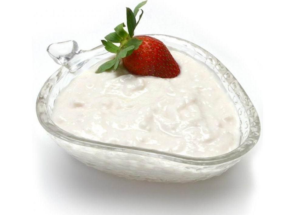 Йогурт - отбеливающее средство для зубов