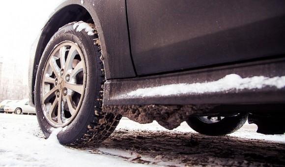 Как дорожные реагенты влияют на литые диски - главное фото