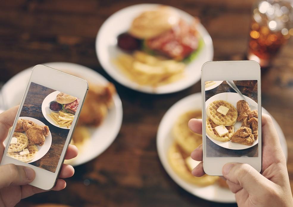 Как фотографировать еду для инстаграмма больше известен