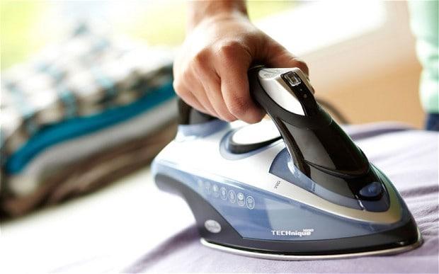 Как очистить утюг от накипи в домашних условиях – Глажка