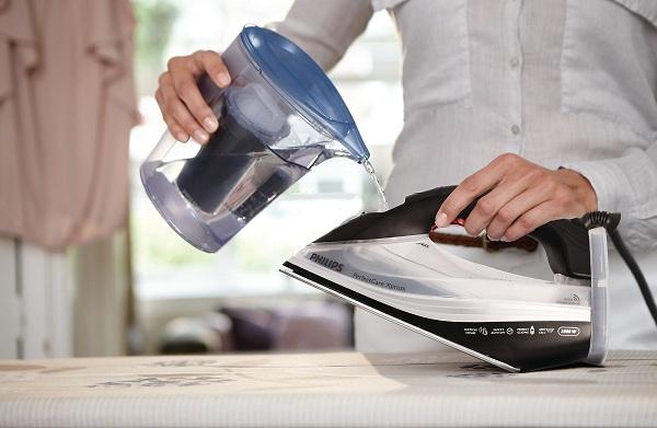 Как очистить утюг от накипи в домашних условиях – Очищенная вода для утюга