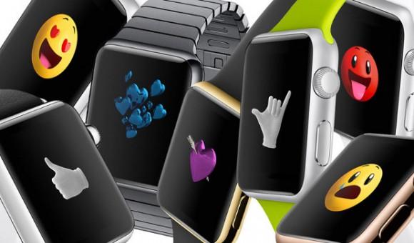 Как отправлять анимированные или стандартные смайлы на Apple Watch