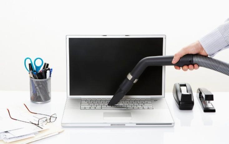 Как почистить ноутбук от пыли: 5 простых шагов