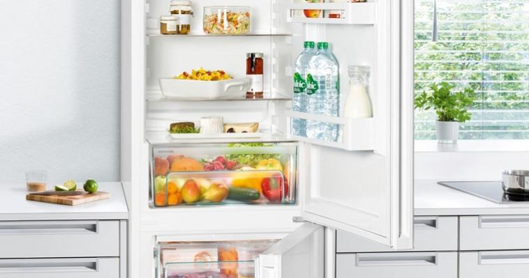 Как правильно хранить продукты в холодильнике удивительно просто, безумно актуально – Холодильник Liebherr