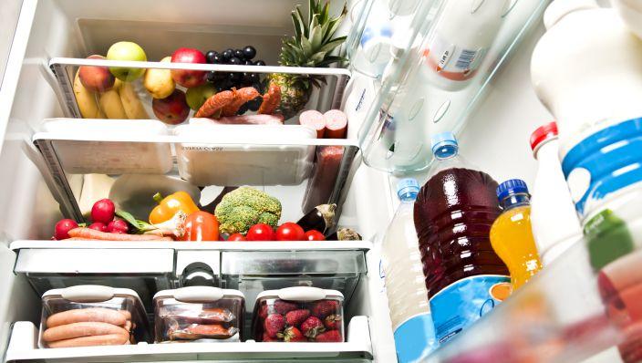 Как правильно хранить продукты в холодильнике удивительно просто, безумно актуально – Вид снизу