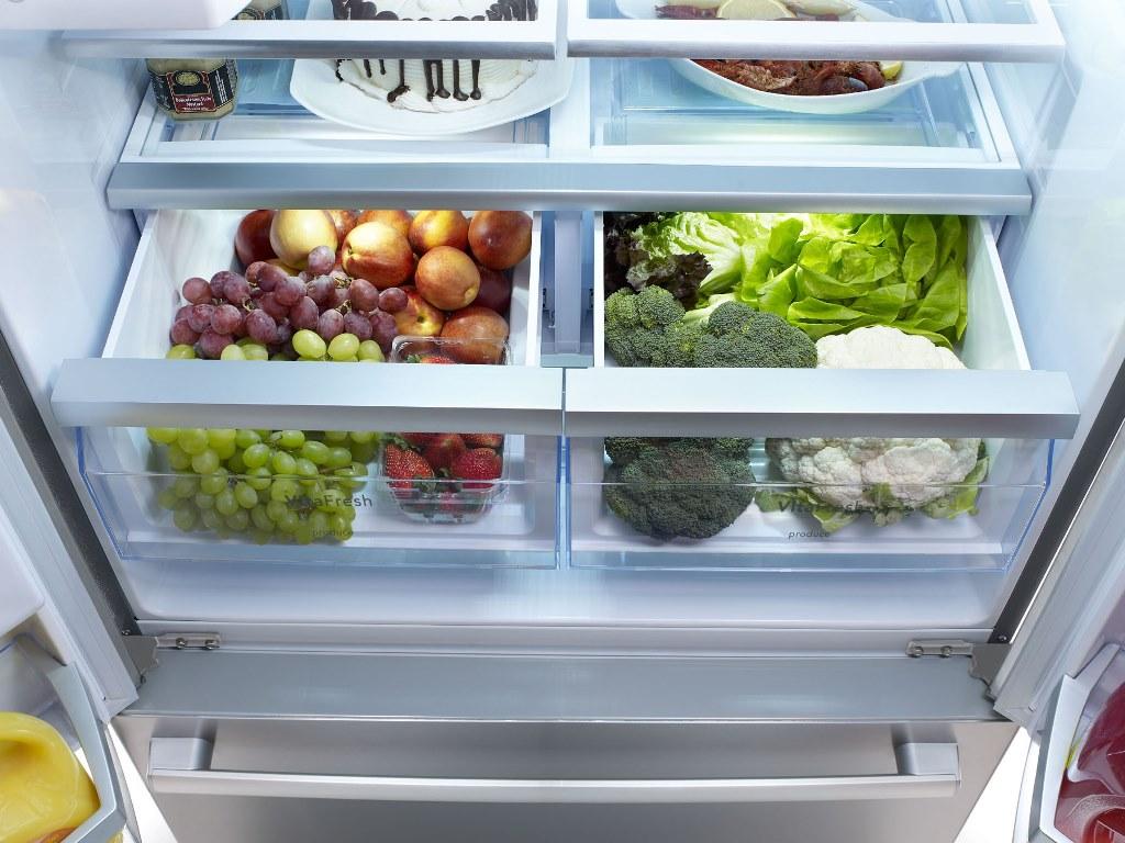 Как правильно хранить продукты в холодильнике удивительно просто, безумно актуально – Ящики для овощей и фруктов