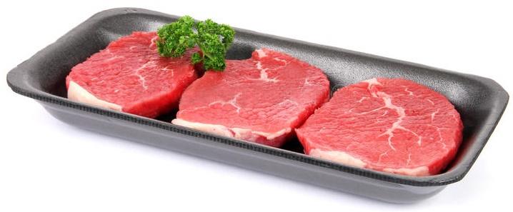 Как размораживать мясо в микроволновке особенности процедуры – Мясо в пенопластовой упаковке