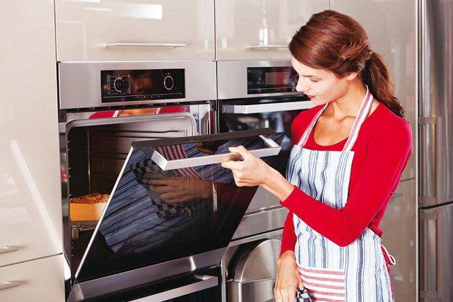 Як вибрати духову шафу особливості, поради, нюанси - як готувати в духовці