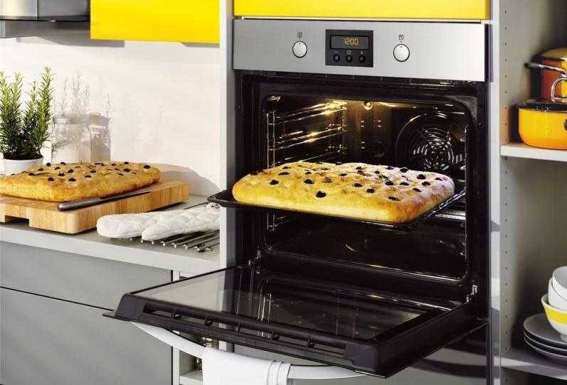 Як вибрати духову шафу особливості, поради, нюанси - Обсяг духовки