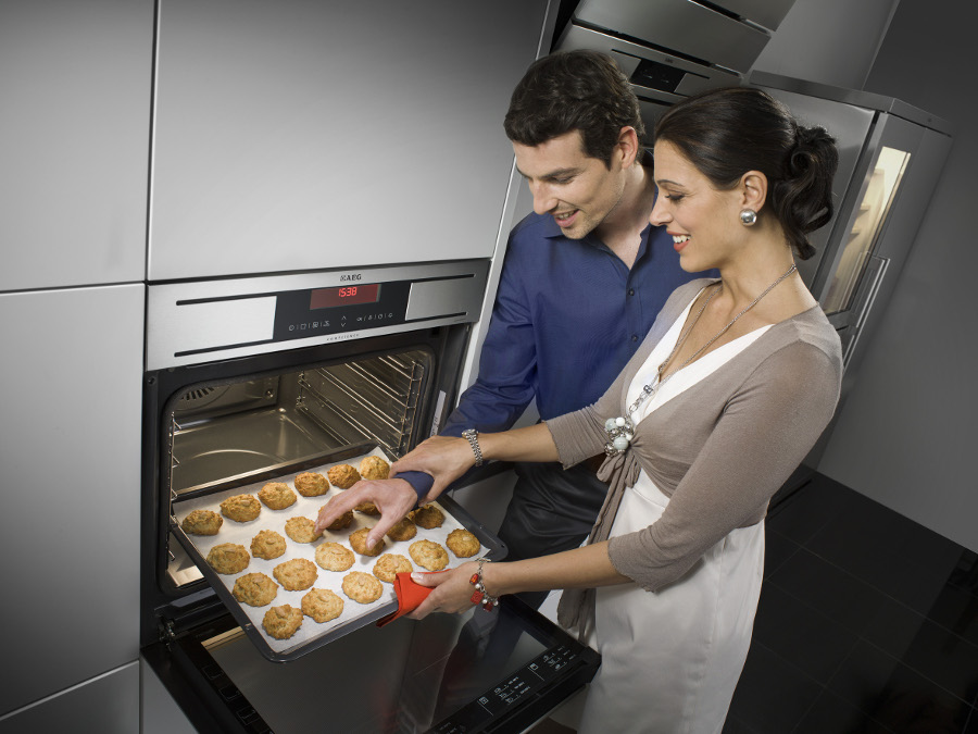 Як вибрати духову шафу особливості, поради, нюанси - Печиво в духовці
