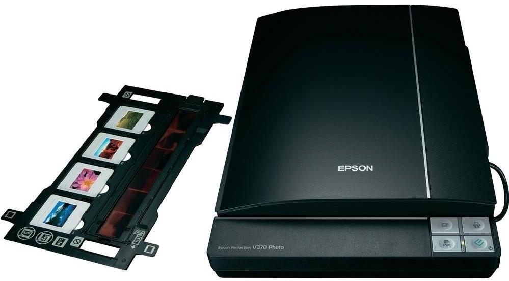 Как выбрать сканер советы экспертов - Epson Perfection V370 Photo (B11B207313)