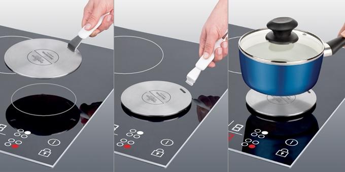 Какая плита лучше индукционная или электрическая – Магнитный диск для индукционной плиты