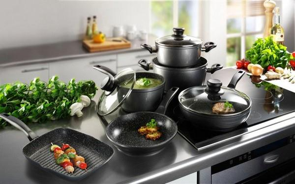 Какая плита лучше индукционная или электрическая – Посуда с мраморным покрытием