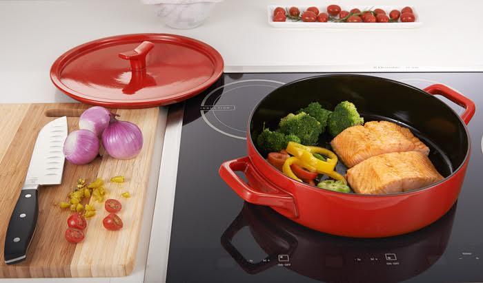 Какая плита лучше индукционная или электрическая – Сотейник на варочной поверхности
